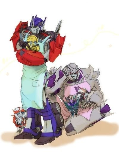 Babyformers      Oh  My  Primus  This  Is