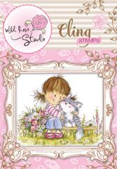 Wild Rose Studio - Cling Stamps
