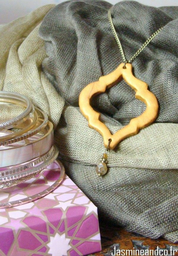 Montre chiffre arabe : j'aime ! Jasmine and Co DIY et