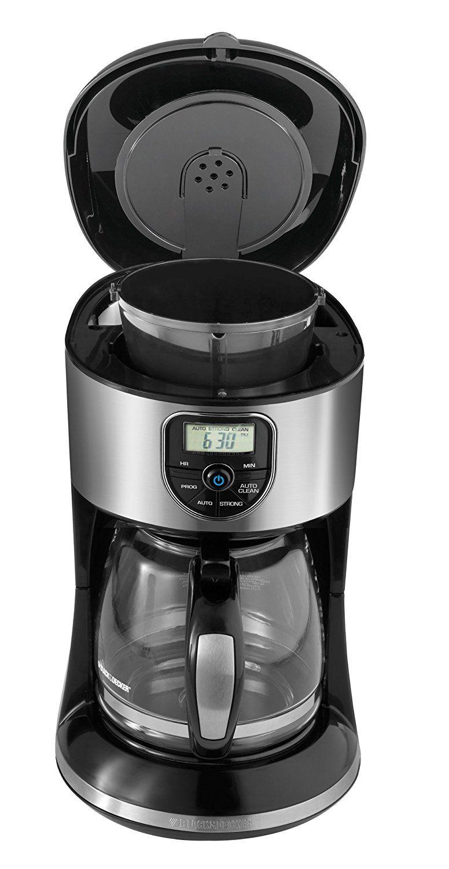 Black and Decker CM4000S 12Cup Programmable Coffeemaker
