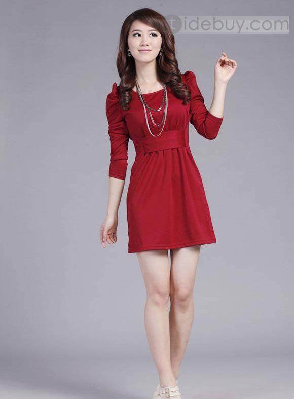 ad6beb4333 vestidos formales 2014 juveniles KOREANOS - Buscar con Google ...