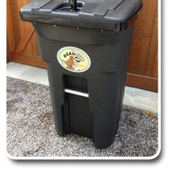 Stealth1 - Bearicuda bin -- bear-proof garbage cans | Cleaning