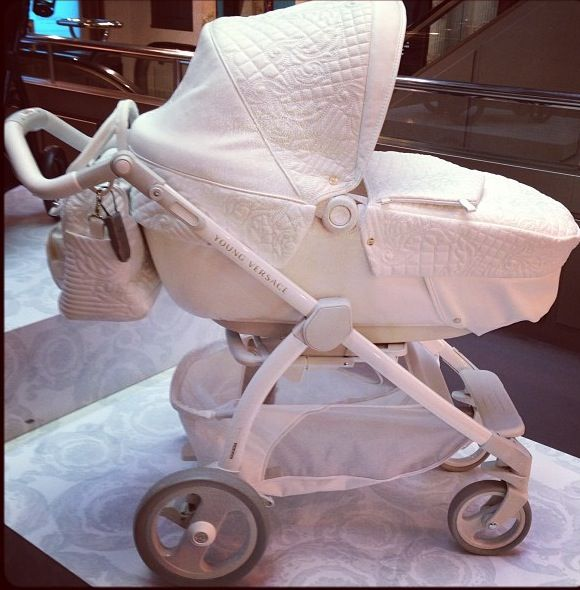 Baby Love Versace Pram Maybe One Day Baby Strollers Baby