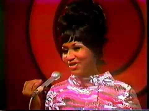 Aretha Franklin You Make Me Feel Like A Natural Woman With