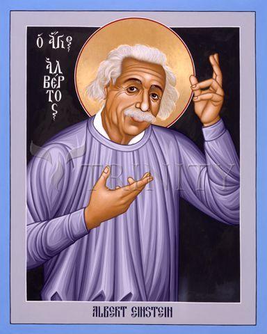 Image result for saint einstein
