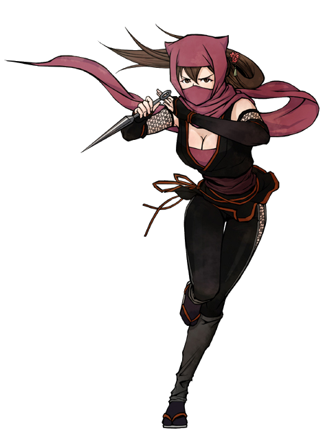 Latest 470 650 Female Ninja Kunoichi Anime Ninja