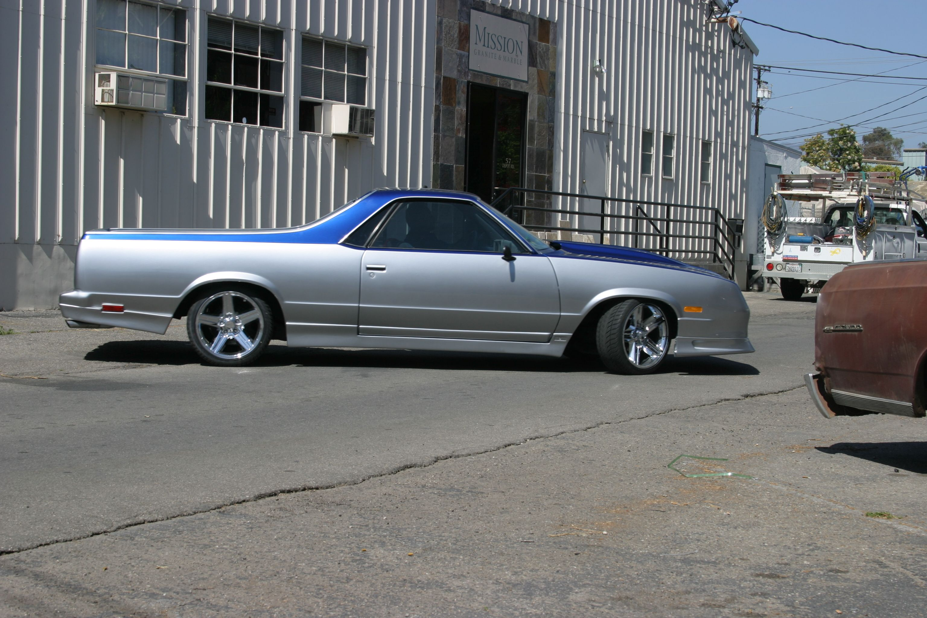 Ground Effects From Lauren Engineering Ground Effects American Classics El Camino