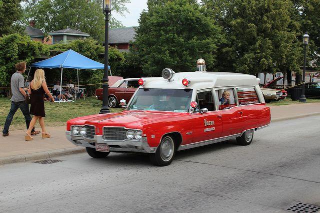 1969 Oldsmobile 98 Cotner-Bevington ambulance | Cars