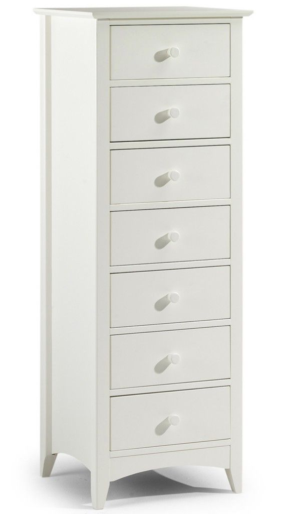 another tall white dresser idea | Furniture | Narrow chest of ...
