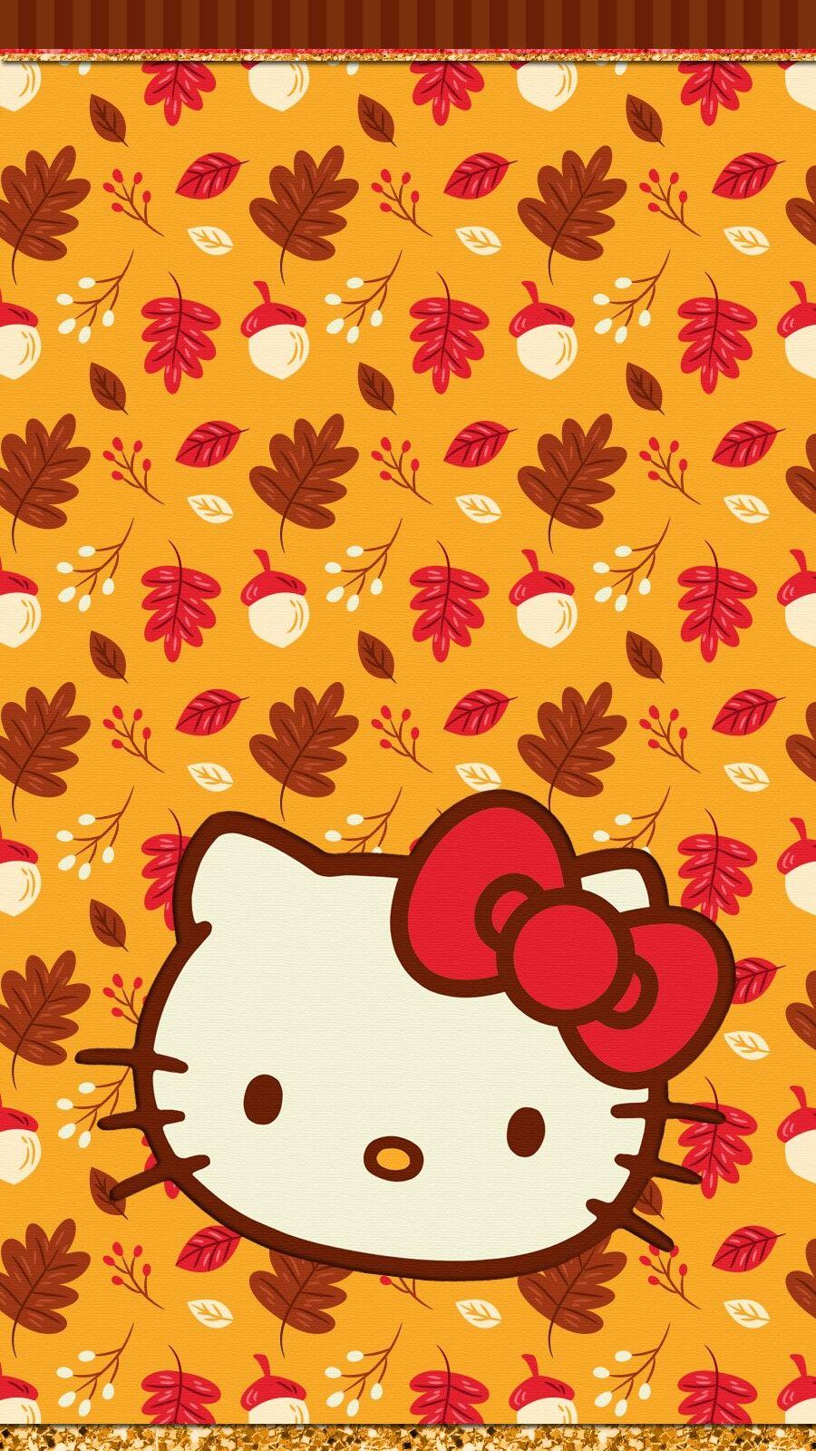 Digitalcutewalls Hello Kitty Halloween Wallpaper Hello Kitty Halloween Hello Kitty Backgrounds