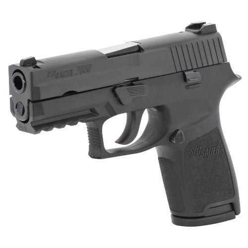 sig sauer p250 subcompact 9mm magazine extension