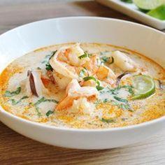 The Best Thai Coconut Soup - Allrecipes.com