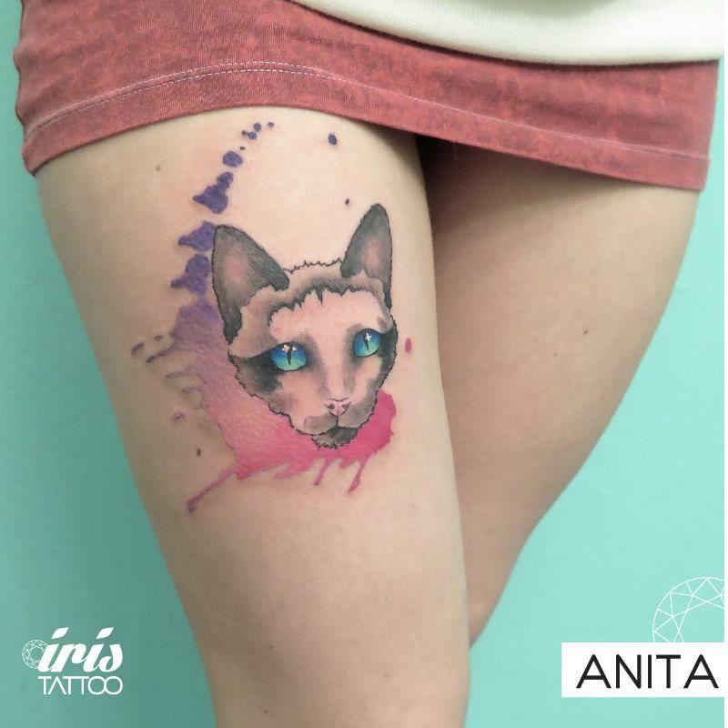 iristattooartTattoo by Anita #iristattoo #watercolortattoo Si te queres tatuar con Anita escribinos a color@iristattoo.com.ar o llámanos al (011)48243197 iristattooart#tattoo #tattooed #tattoolife #tatuaje #tattooartist #tattoostudio #tattoodesign #tattooart #customtattoo #ink #wynwoodmiami #wynwoodlife #wynwoodart #wynwoodwalls #wynwood #wynwoodtattoo #miamiink #miamitattoo #tattoomiami #buenosaires #buenosairestattoo #tattoobuenosaires #palermo #palermotattoo #cattattoo