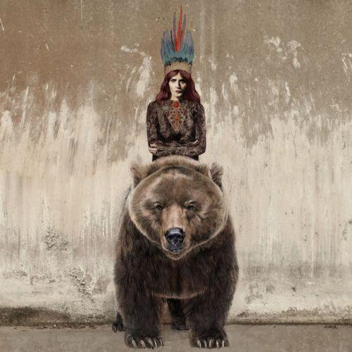 Florence | Bear art, Art, Art inspiration