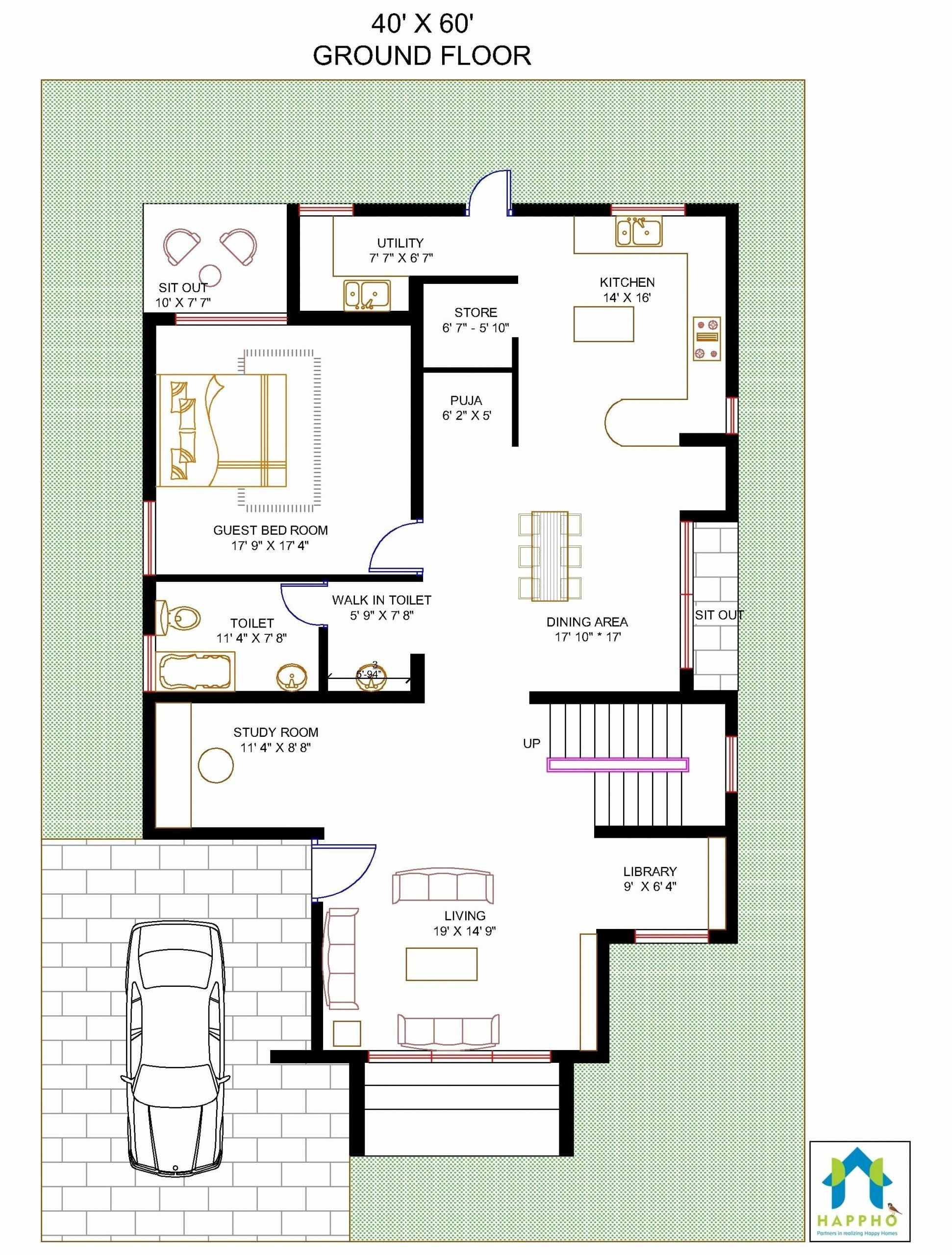 Southern Style House Plan 4 Beds 3 Baths 2400 Sq Ft Plan 320 139 Country Style House Plans Multigenerational House Plans Country House Plans