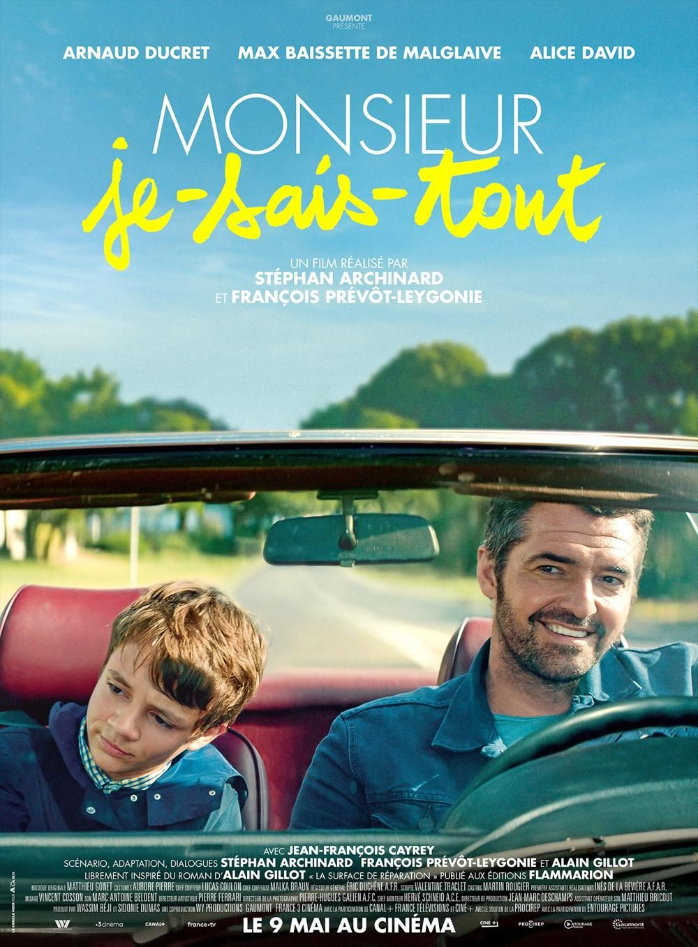 Monsieur Je Sais Tout 2018 A Football Coach Afraid Of Commitment Has To Take Care Of His Nephew With Asperger S Syndrome Arnaud Ducret Film Films Complets