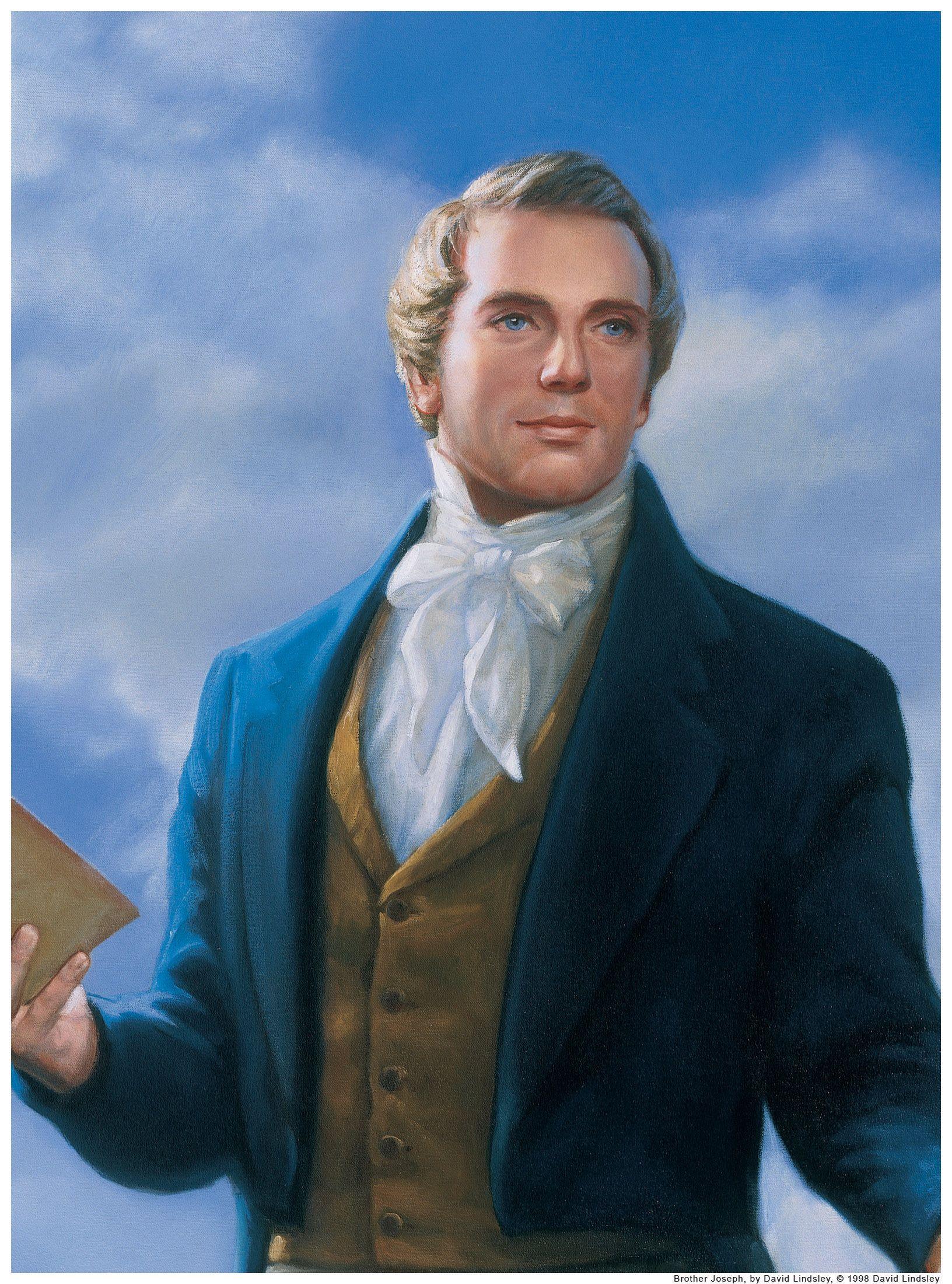 Resultado de imagem para Joseph Smith | LDS | Pinterest