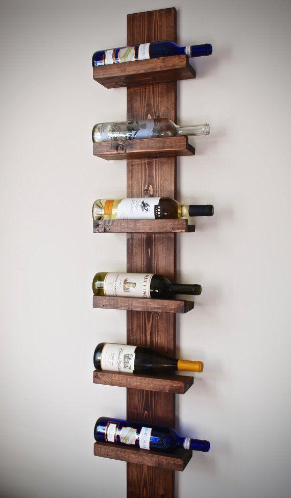 Rustic Wine Rack Vertical Wine Rack Rustic By