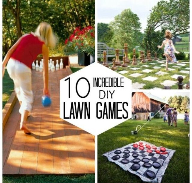 Contest | Backyard BBQ | Pinterest | Gaming, Outdoor games and Yard ...