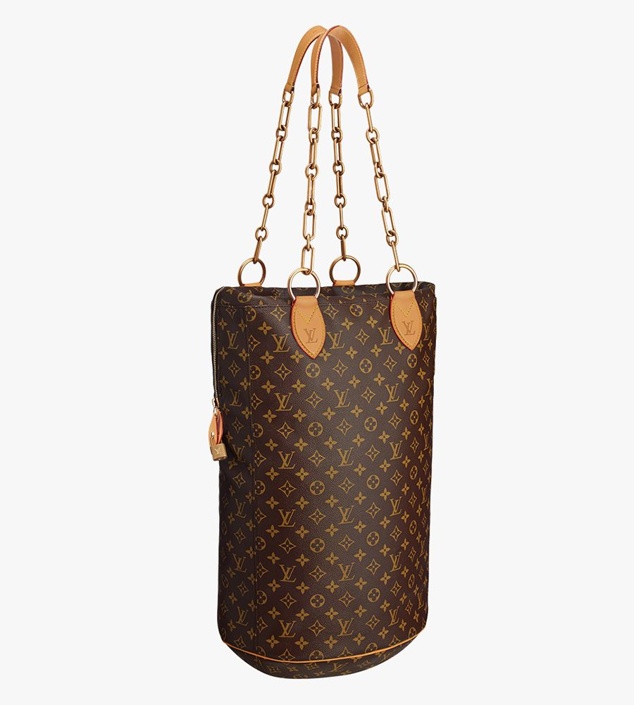 Louis Vuitton Karl Lagerfeld Punching Bag GM  a1aabbe31105c