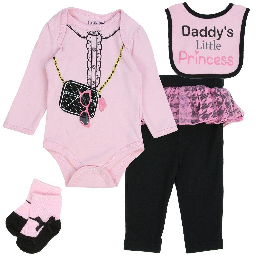 Color Pink And Black Sizes 0 3 Months 3 6 Months 6 9 Months Made From 100 Cotton Socks 97 Polyester 3 Spandex Kids Fashion Clothes Kids Outfits Girl Outfits