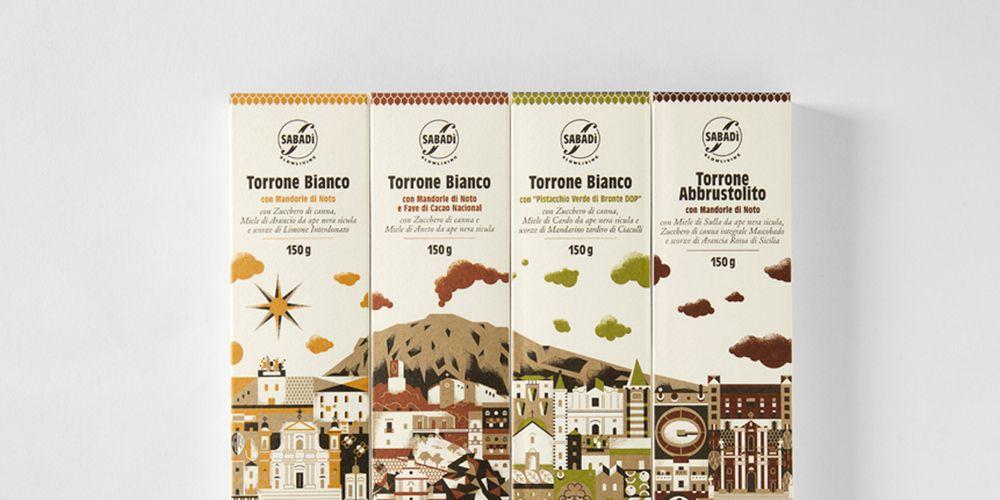 Sabadì – I Torroni — The Dieline - Package Design Resource