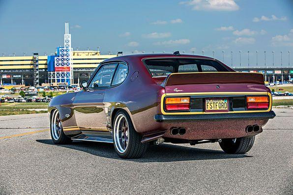 This 73 Capri Was Purchased For 1 500 Look At It Now Ford Capri Mercury Capri Capri