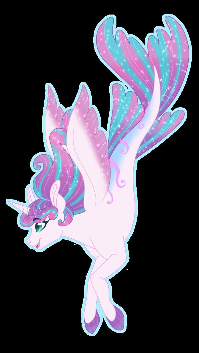 mlp princess flurry heart seapony my little pony pinterest