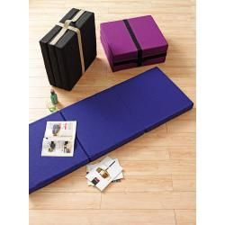 Photo of Softline Faltmatratze Handy violett, Designer Busk & Hertzog, 27x63x66 cm Softline