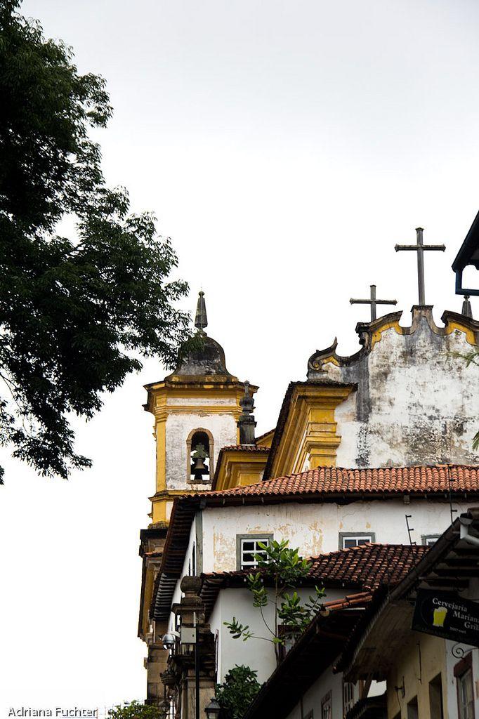 https://flic.kr/p/dvVZLK | AF1211_2561 Igreja São Francisco de Assis Mariana Minas Gerais