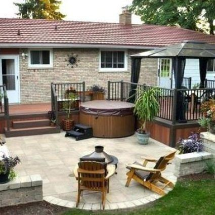 43+Rumored Hype on Backyard Patio Ideas on a Budget ... on Uncovered Patio Ideas id=99835