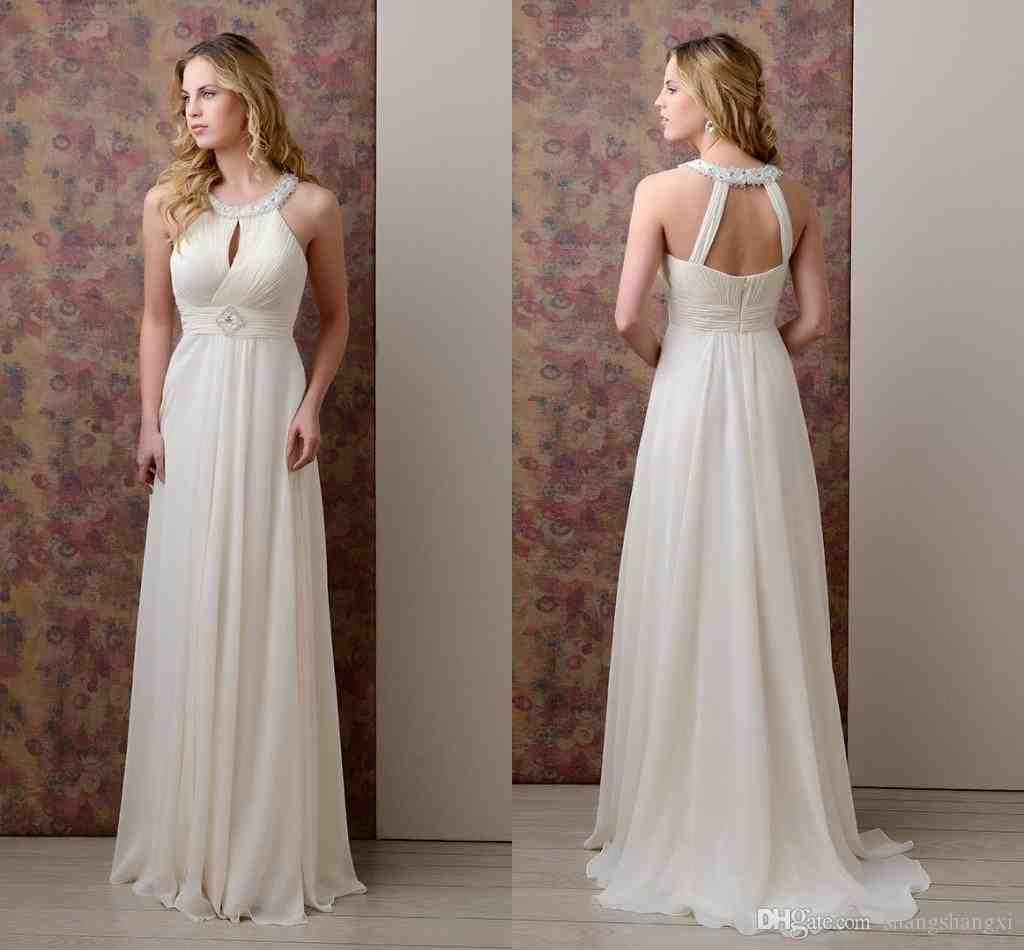 Medium Crop Of Cheap Wedding Dresses Under 100