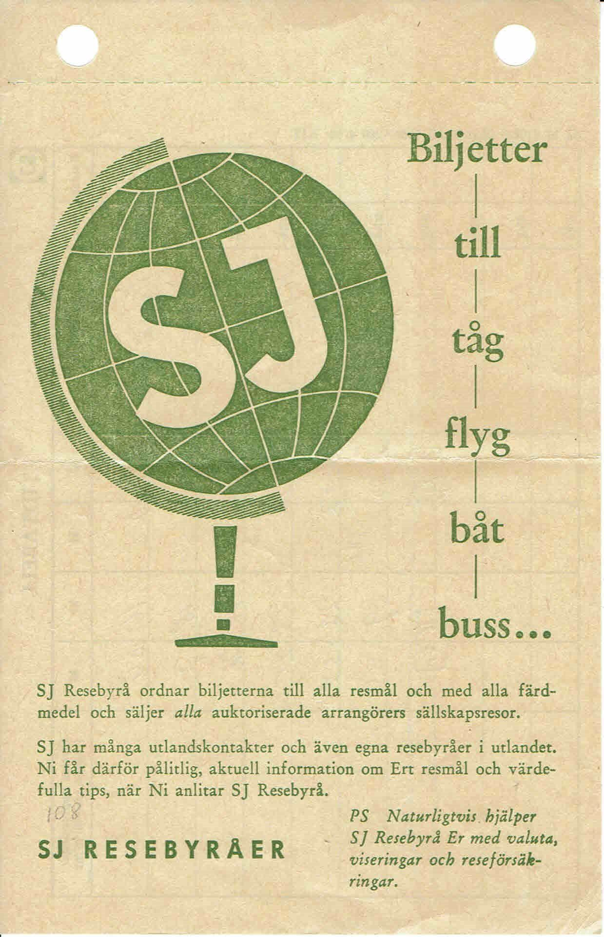egna posters med text