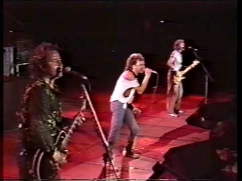 """""""Hot Blooded"""" is a song by the British-American hard rock band Foreigner, from their second studio album Double Vision. It was released as a single in July 1978 and reached #3 on the Billboard Hot 100 chart that September. The single was also certified Platinum (one million units sold) by the Recording Industry Association of America."""