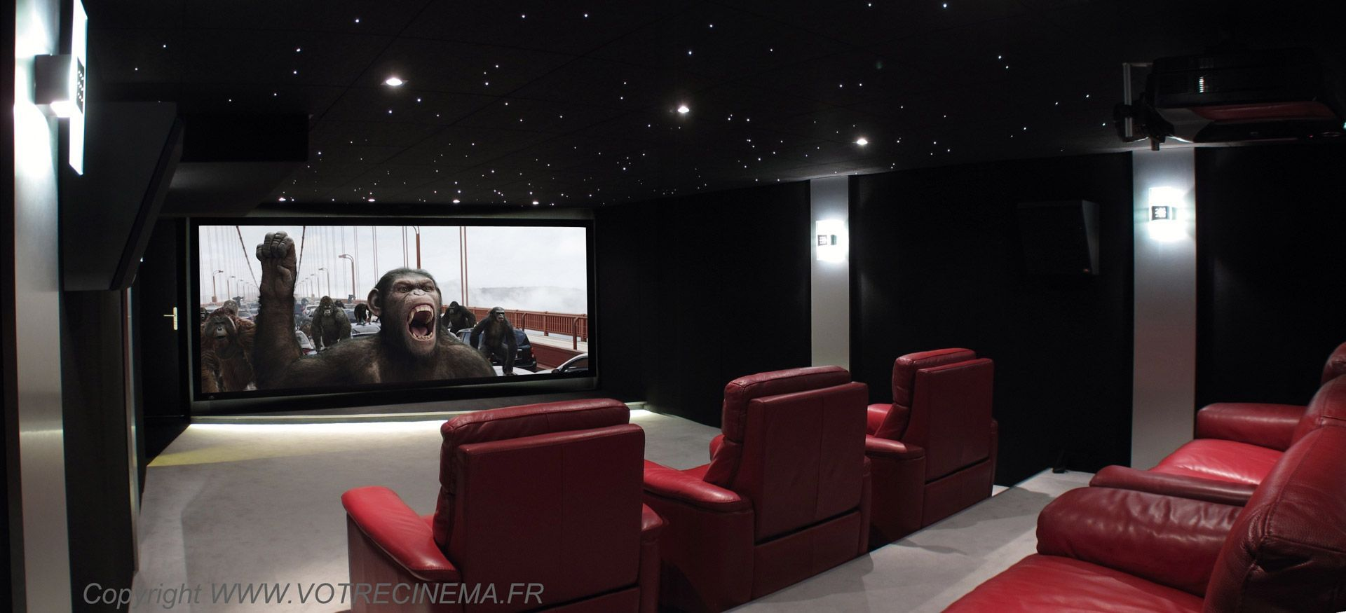 Une Salle De Home Cinema Dans Votre Maison C Est Possible