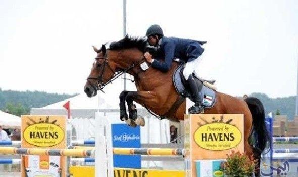 انتهاء منافسات بطولة القفز في نادي الصيد والفروسية Horses Animals Sports