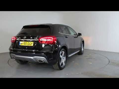 Mercedes Benz Gla Class 200 Cdi Amg Line Air Conditioning