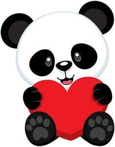 cute panda  Google Search  Festa Pandinha  Pinterest  Osos