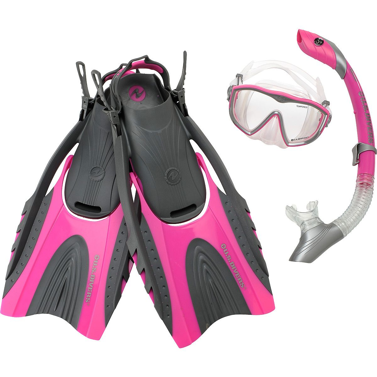 I'll need my set for snorkeling U.S. DIVERS Women's