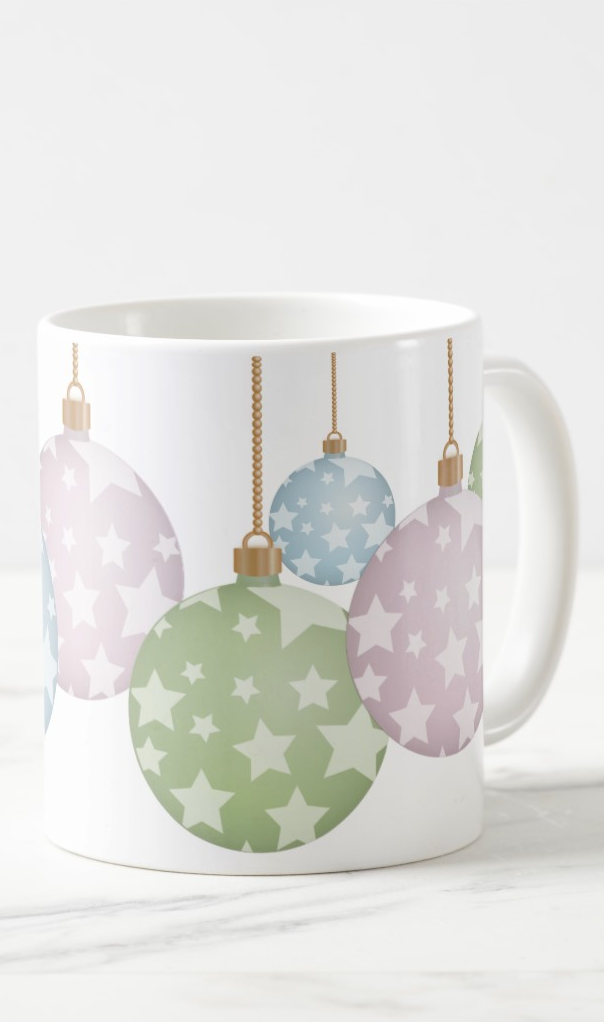This #nontraditional #Christmas color #coffee mug features ...