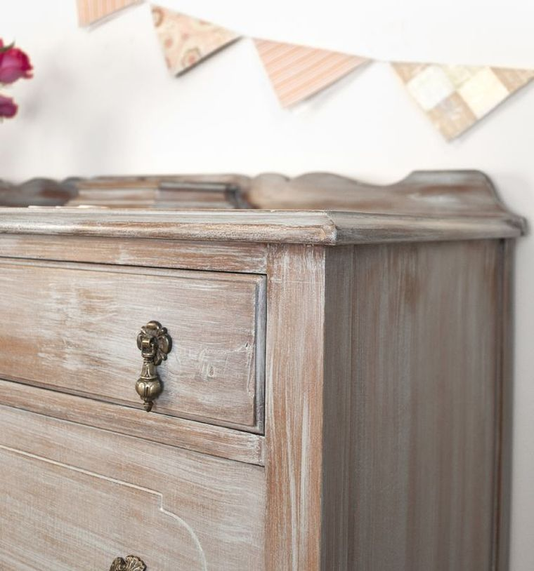 Patiner Un Meuble Ancien En Bois Etapes Tuto Deco Furniture Vintage Diy Diy Deco
