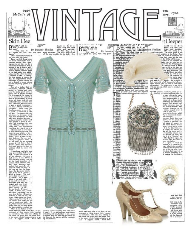 """""""1920s"""" by tippih ❤ liked on Polyvore"""