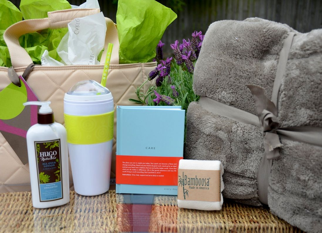 Comforting care get well gift basket httpwww