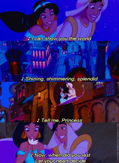 Aladdin. <3
