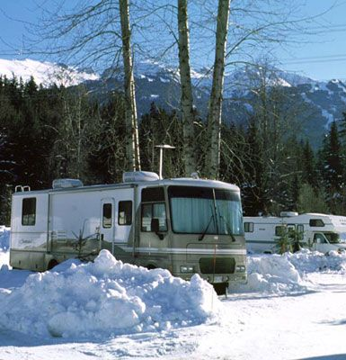A Winter Camping Trip - Powder or Waves | Winter camping ...
