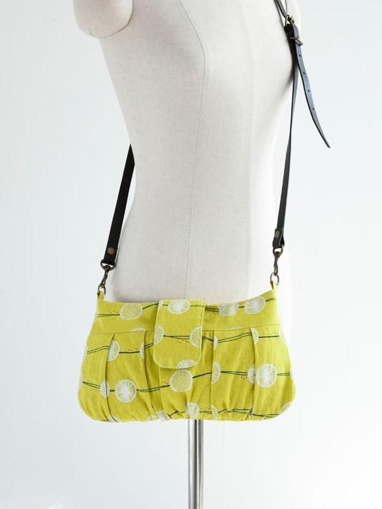 1162 Patricia Bag PDF Pattern | Craftsy | Bolsos | Pinterest ...