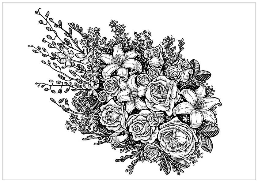 Free Printable Coloring Pages Of Flowers Heart Coloring Pages Coloring Pages Puppy Coloring Pages