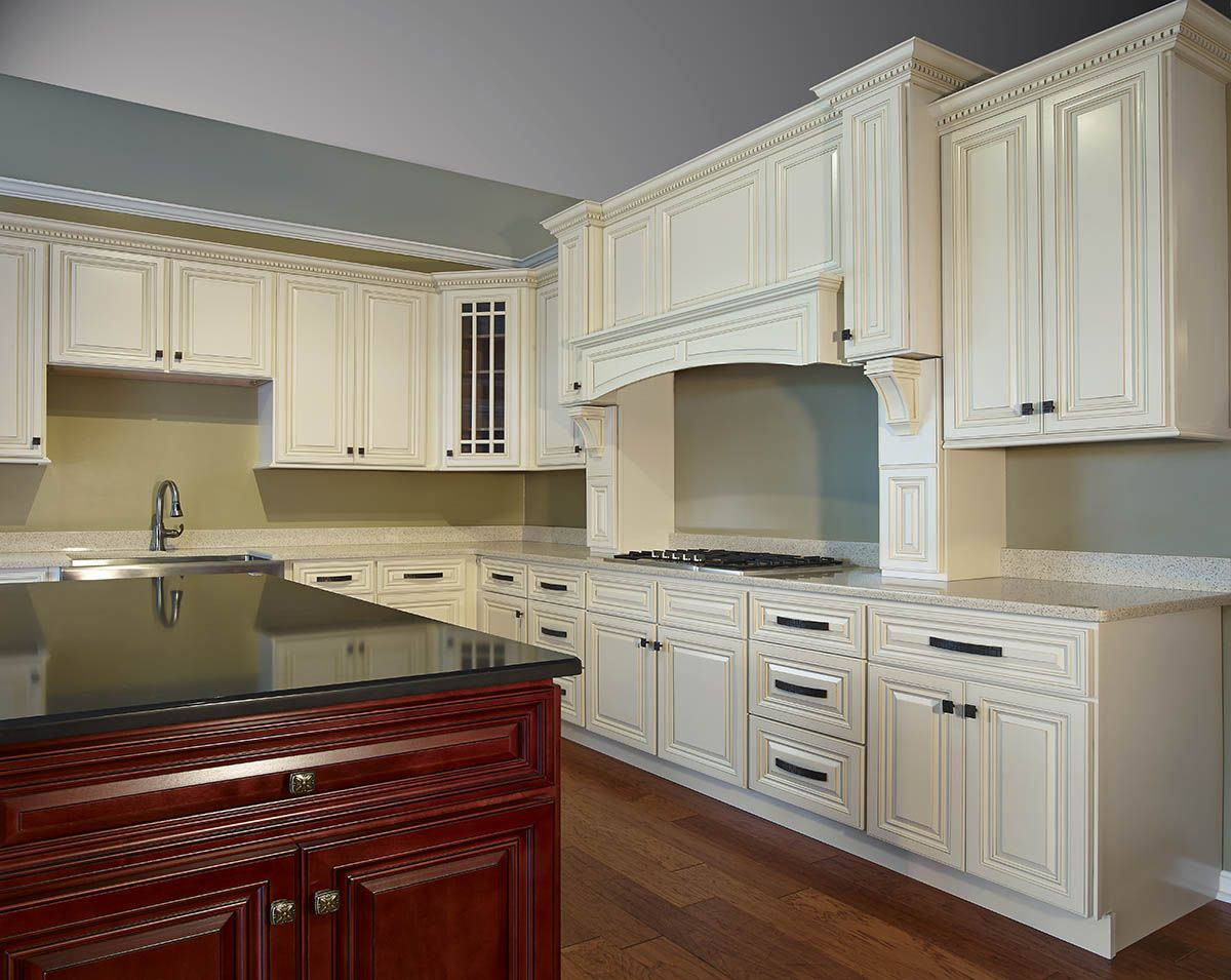 Best Kitchen Gallery: Designer Wheaton Kitchen From Jsi Kitchen Cabi S  Lovely Home Of Jsi