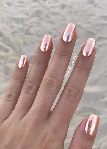 30 Cool Tropical Nails Designs For Summer Manicure Mac Nails And