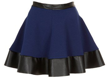 #Nordstrom                #Skirt                    #Topshop #Contrast #Skater #Skirt #Nordstrom        Topshop Contrast Hem Skater Skirt | Nordstrom                                 http://www.seapai.com/product.aspx?PID=186242